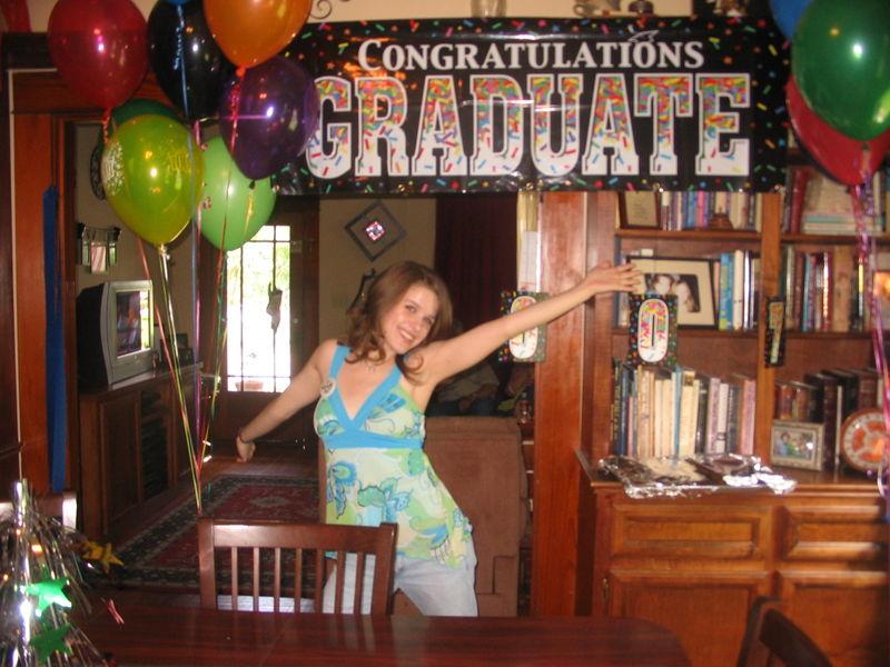 Kelsey's Graduation 011