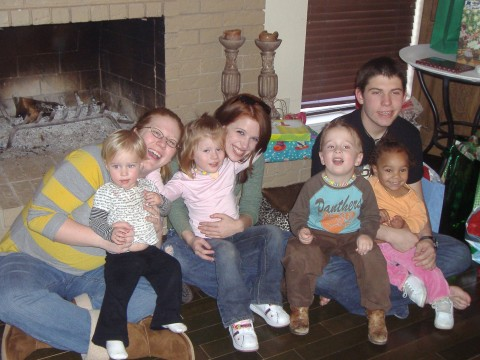 All the kiddies